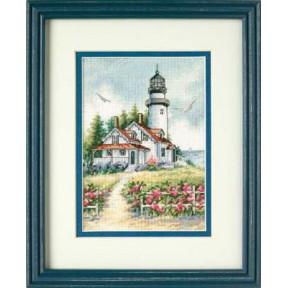 Набор для вышивания Dimensions 65057 Scenic Lighthouse